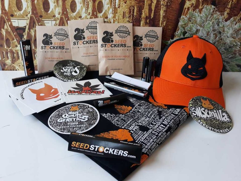Seedstockers Merchandise