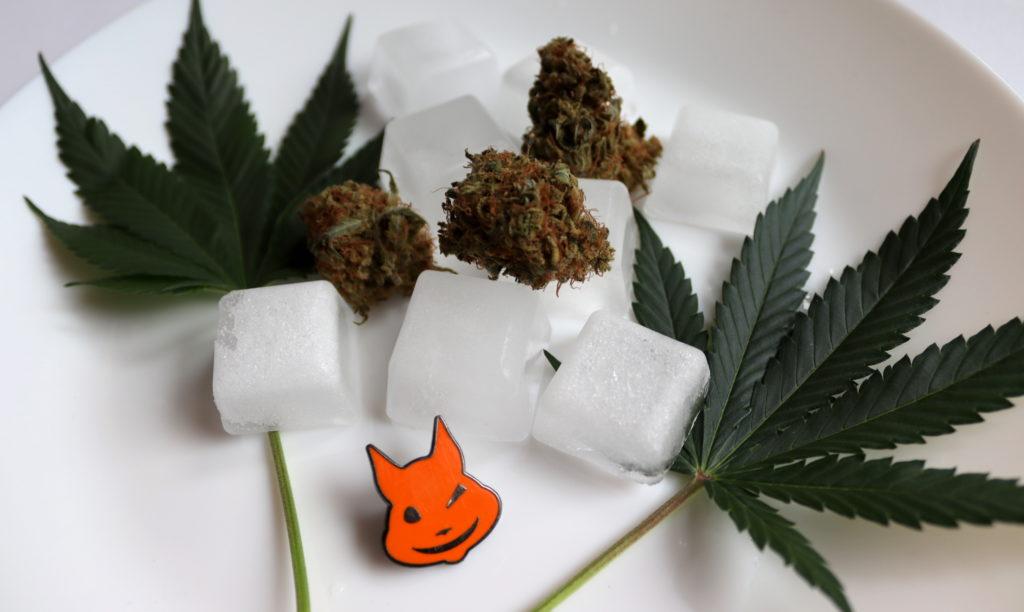 freeze cannabis, Weedstockers