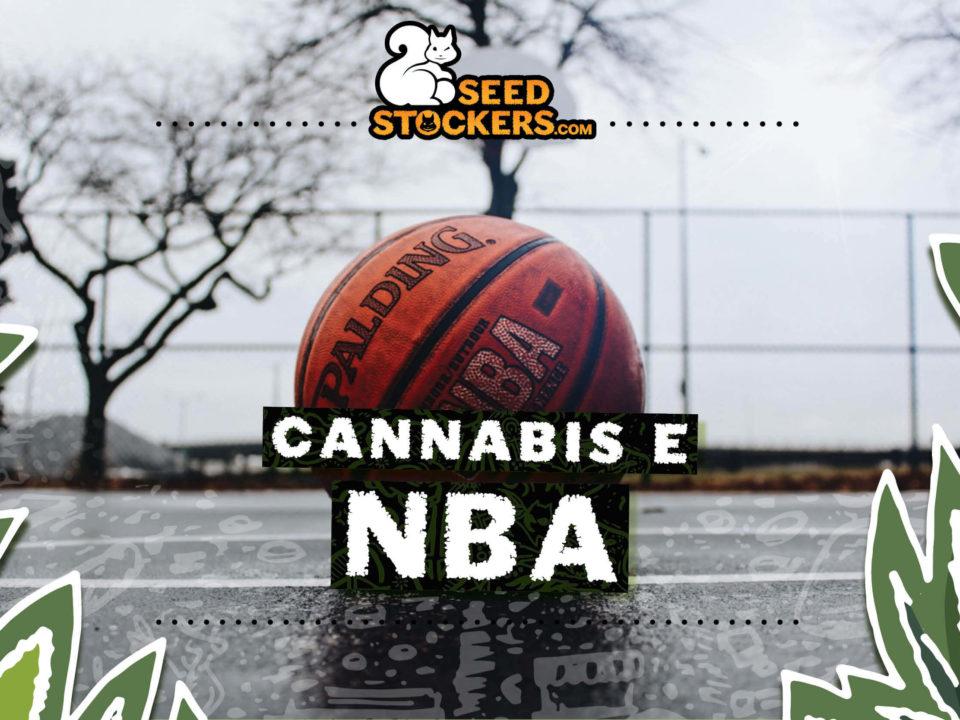 cannabis e nba