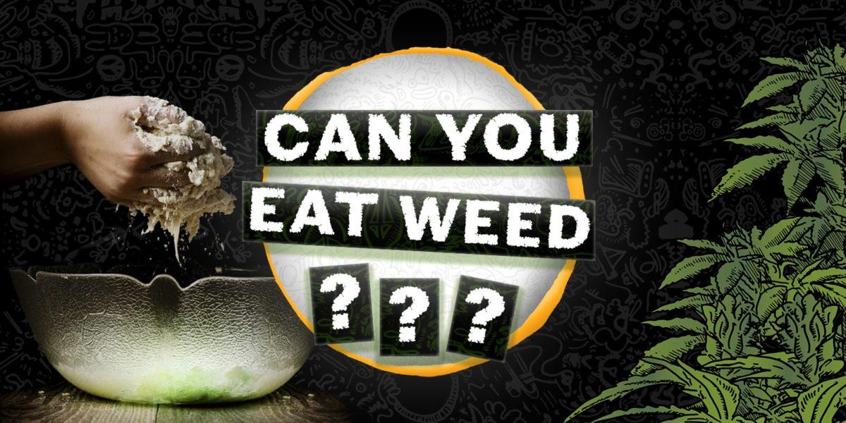 eat weed, Weedstockers