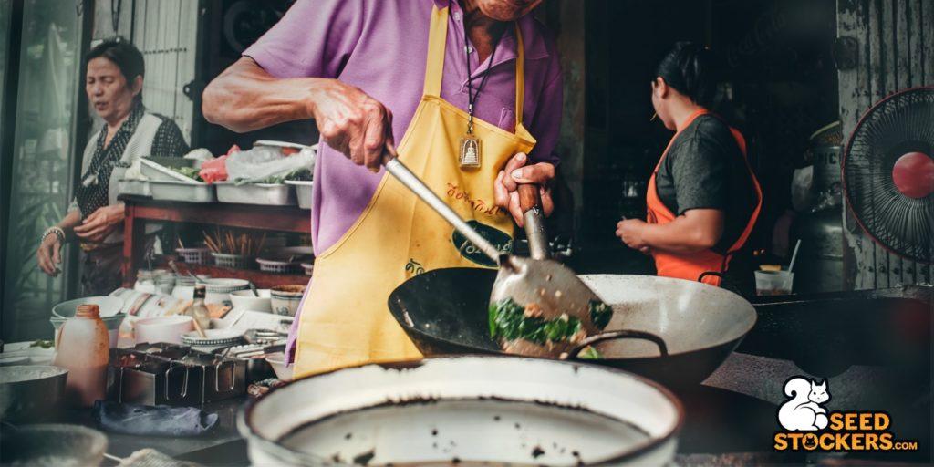 Tailandia, Weedstockers