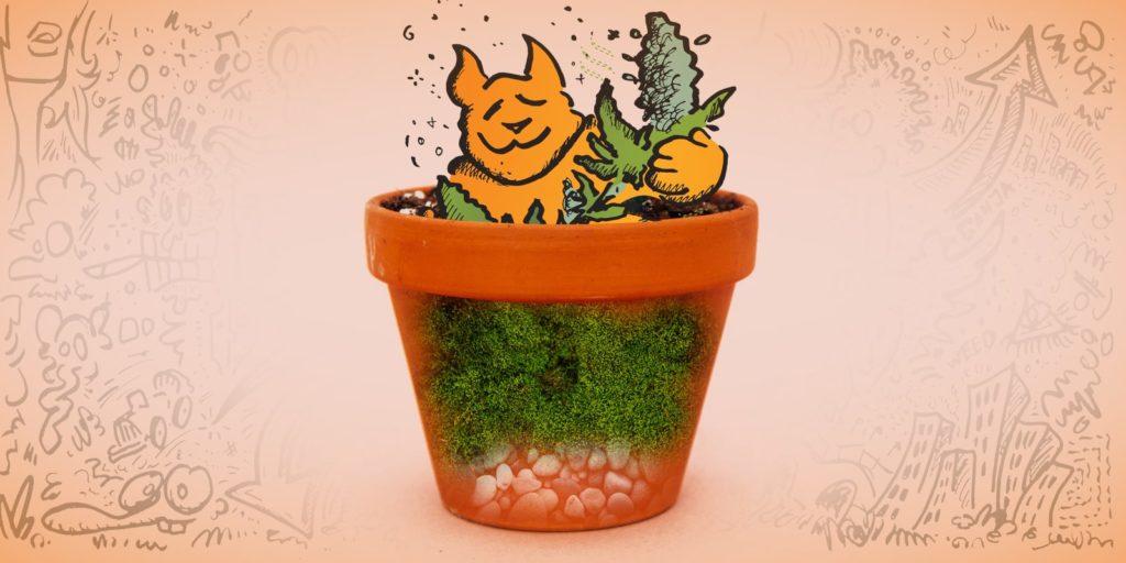 terriccio, Weedstockers